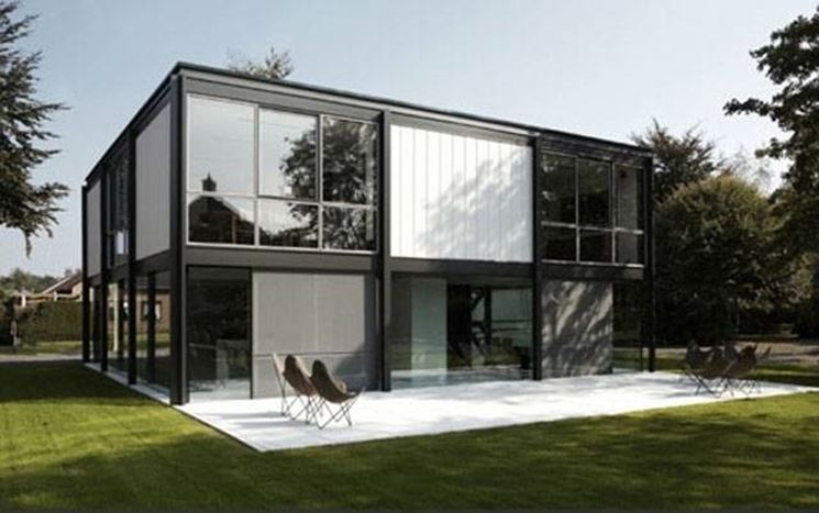 Case moderne costruire una casa for Case contemporanee