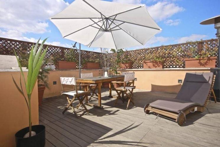 Costruire appartamenti con terrazzo - Costruire una casa