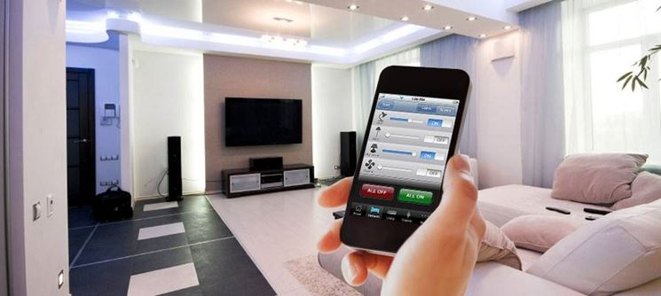 domotica e smartphone
