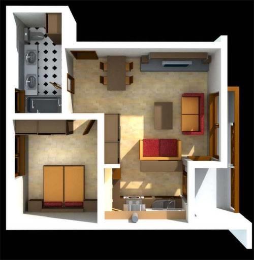 Il bilocale costruire una casa - Costruire una casa costi ...
