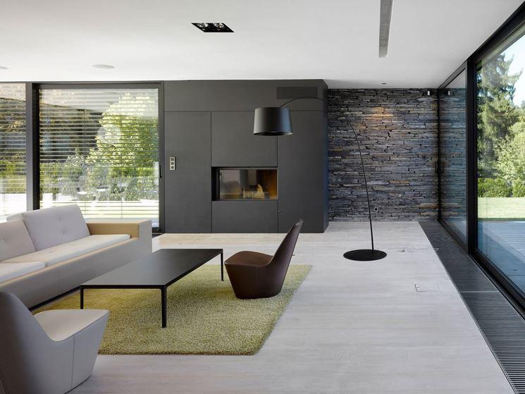 Ben noto la casa minimalista - Costruire una casa FG54
