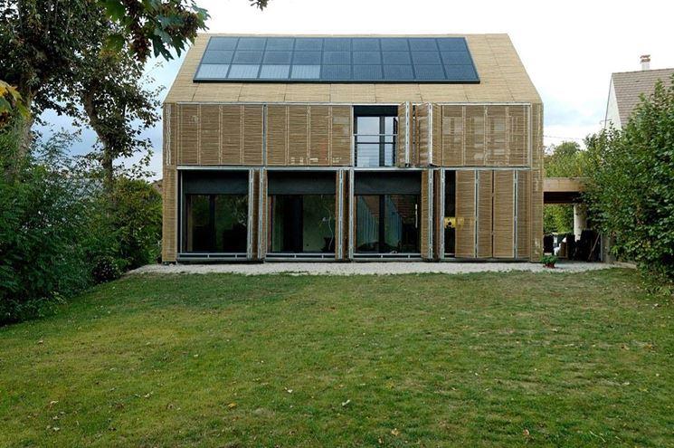 La casa passiva costruire una casa for Costo per attaccare costruire una casa