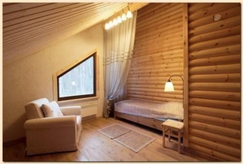 Mansarde in legno costruire una casa - Vorrei costruire una casa in legno ...