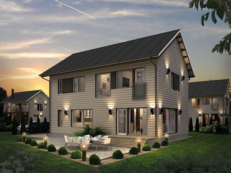 Prefabbricati e ambiente costruire una casa for Prefabbricati abitativi