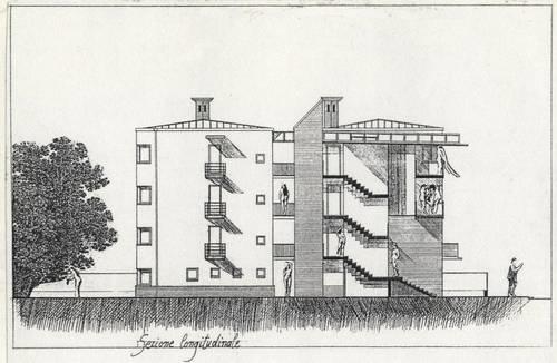 Progettazione di un edificio costruire una casa for Costruire in fasi piani di casa
