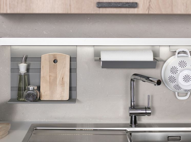 Accessori sottopensile cucina caratteristiche dei for Attrezzi da cucina in silicone