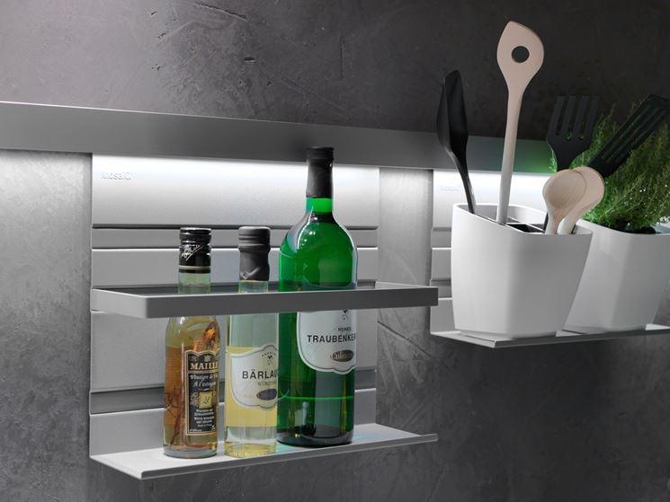 Accessori sottopensile cucina caratteristiche dei sottopensili - Vibo accessori cucina ...