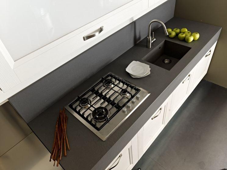 Alternativa al marmo in cucina cucina opzioni - Top in marmo per cucine prezzi ...