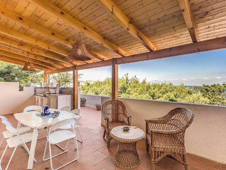 Angolo cottura in veranda come progettarlo cucina for Come progettare una casa da costruire