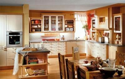 Arredare cucina - Cucina