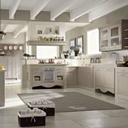 costruire una cucina in muratura moderna