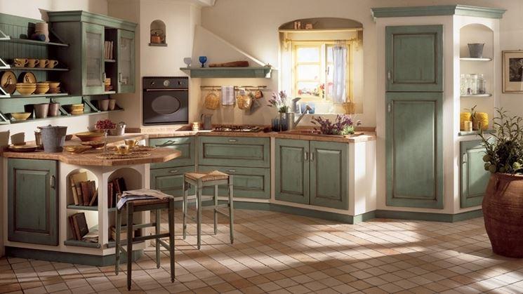 Piccola Cucina In Muratura Fai Da Te.Come Costruire Una Cucina In Muratura Cucina Guida Per Costruire