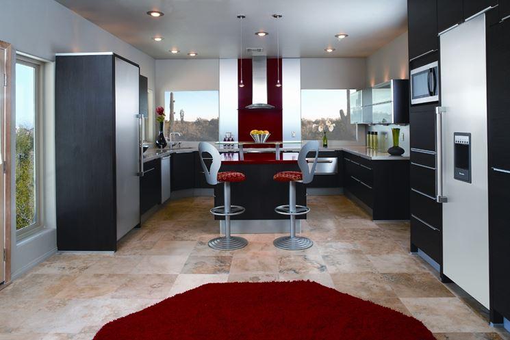 cucina a U