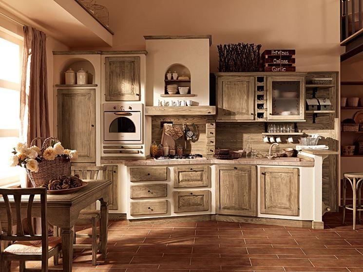 Esempi Di Cucine In Muratura Moderne.Costruire Cucine In Muratura Sicure E Durevoli Cucina