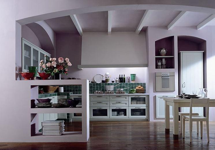 Costruire cucine in muratura sicure e durevoli - Cucina ...