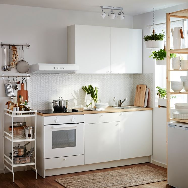 Cucina compatta le soluzioni ikea cucina arredo per - Cucina armadio ikea ...