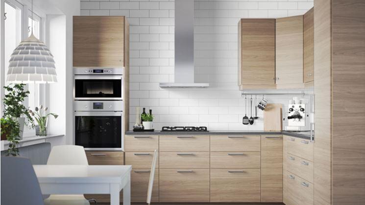Moduli Cucine Componibili Ikea.Cucina Componibile Cucina Comodita Delle Cucine Componibili