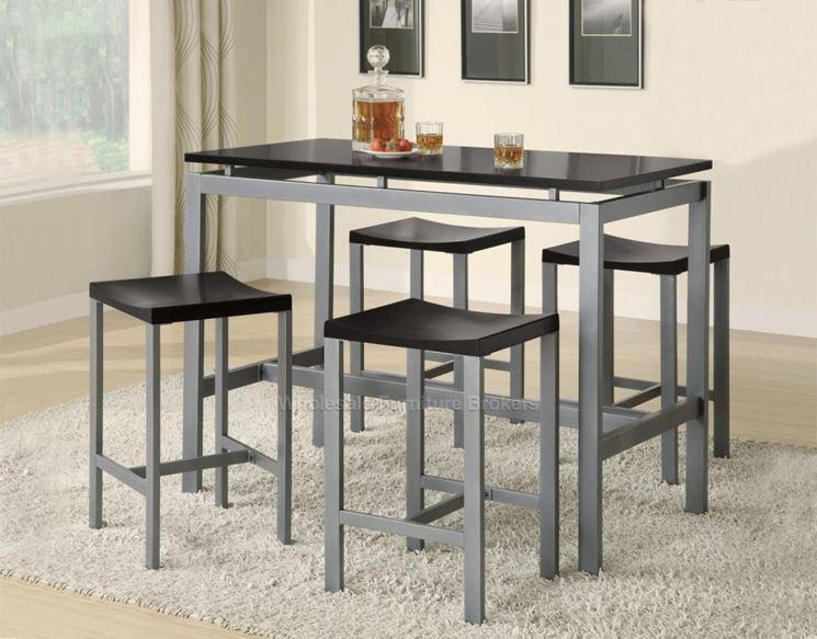 Cucina con bancone e tavolo - Cucina - Scegliere la cucina con ...