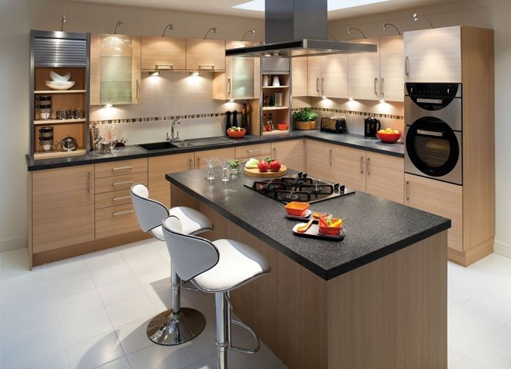 Cucina con isola, prezzi e soluzioni d\'arredo - Cucina - Modelli e ...