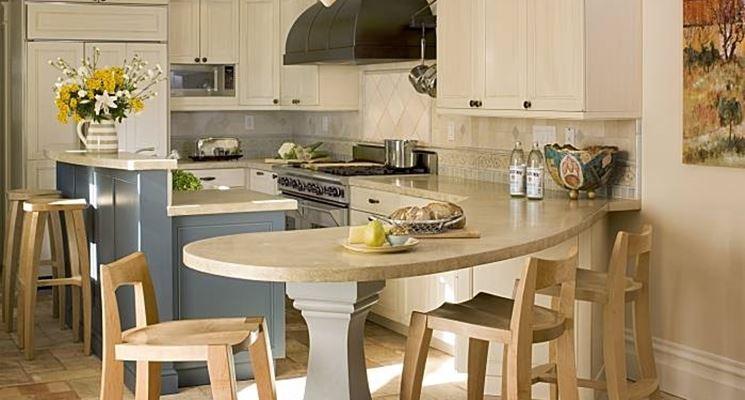 Cucina Moderna Con Isola Curva.Cucina Con Penisola Curva Come Progettarla Cucina