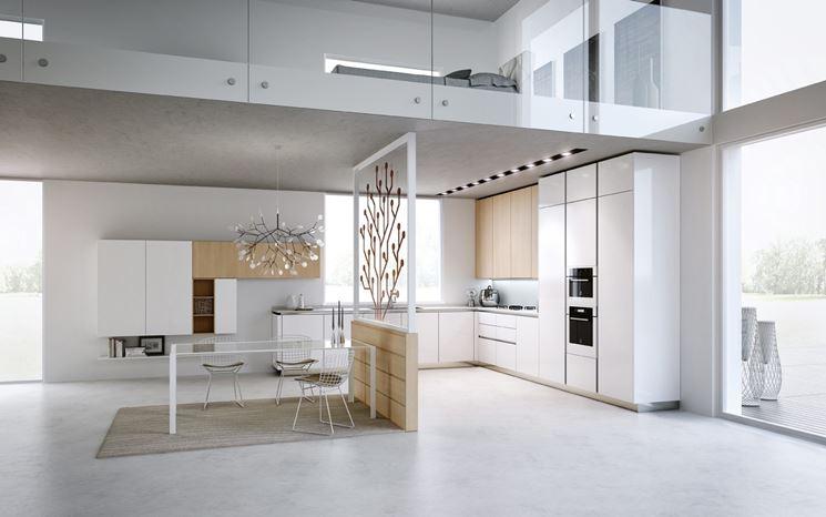 Open Space Cucina E Salotto. Fabulous Creare Open Space Come ...