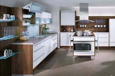Cucine in linea moderne