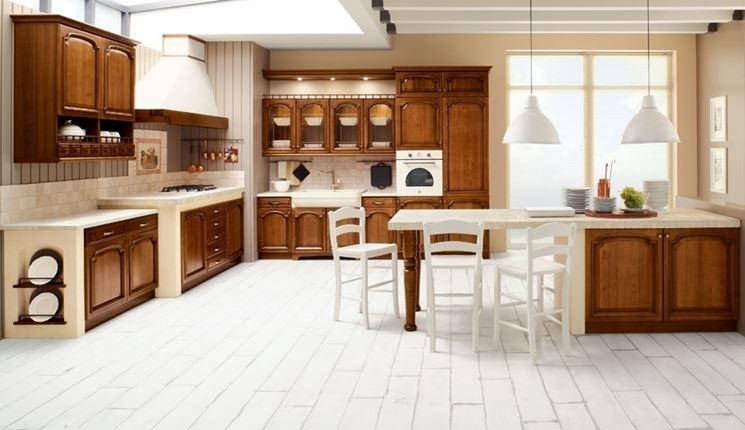 Cucina in muratura fai da te - Cucina - Come realizzare cucina in ...