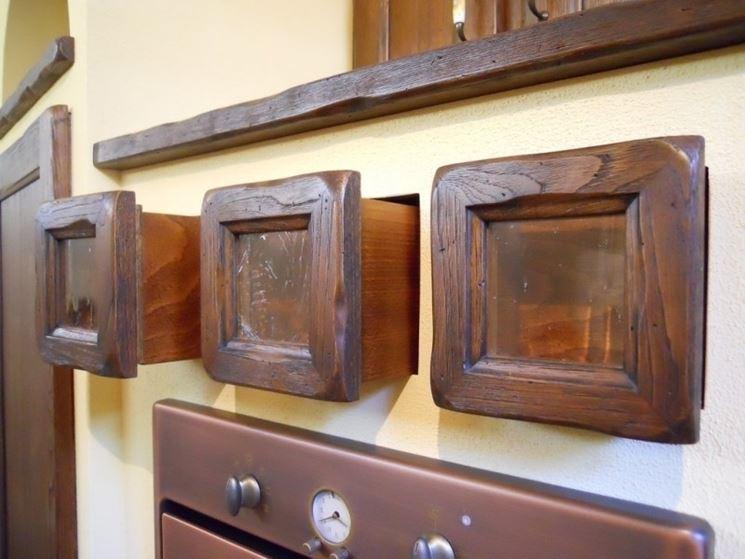Cucina in muratura cucina realizzare una cucina in - Cucine fai da te in legno ...