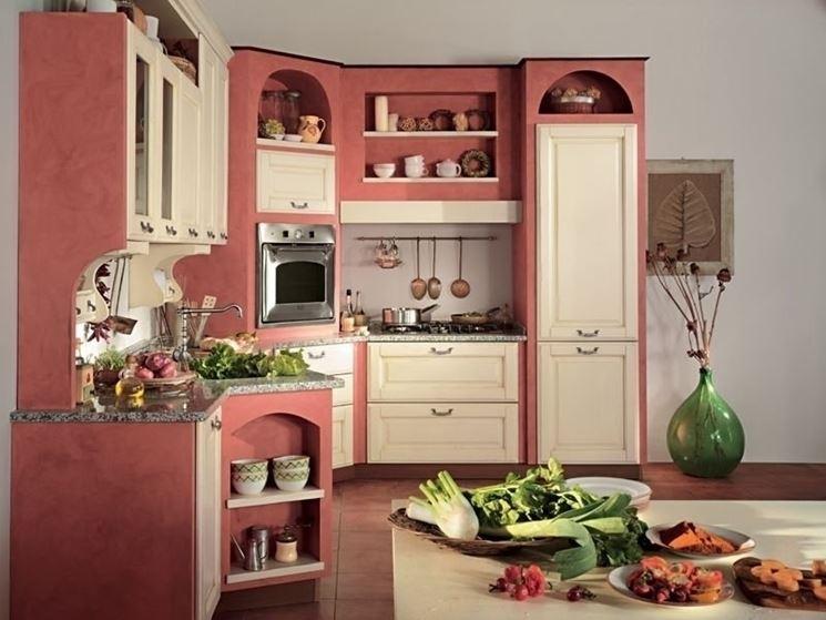 Cucina in muratura cucina realizzare una cucina in muratura - Immagini cucina in muratura ...