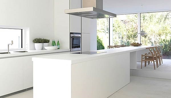 Cucina minimal cucina for Minimal cucine