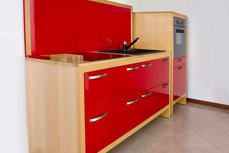 Cucina monoblocco - Cucina - Tipologie di cucine monoblocco