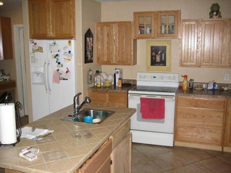 Cucine arte povera - Cucina