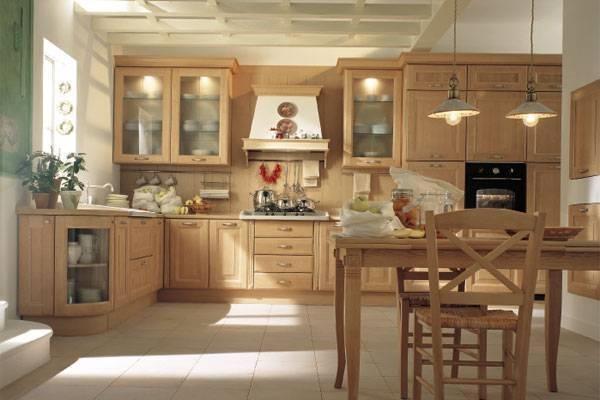 Cucine artigianali cucina - Cucine artigianali in legno massello ...