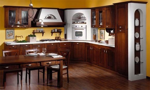 Cucine classiche prezzi cucina - Arredamento cucina classica ...