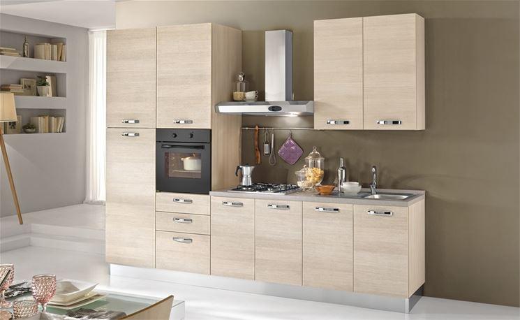 Cucine componibili economiche - Cucina - Tipologie di cucina ...
