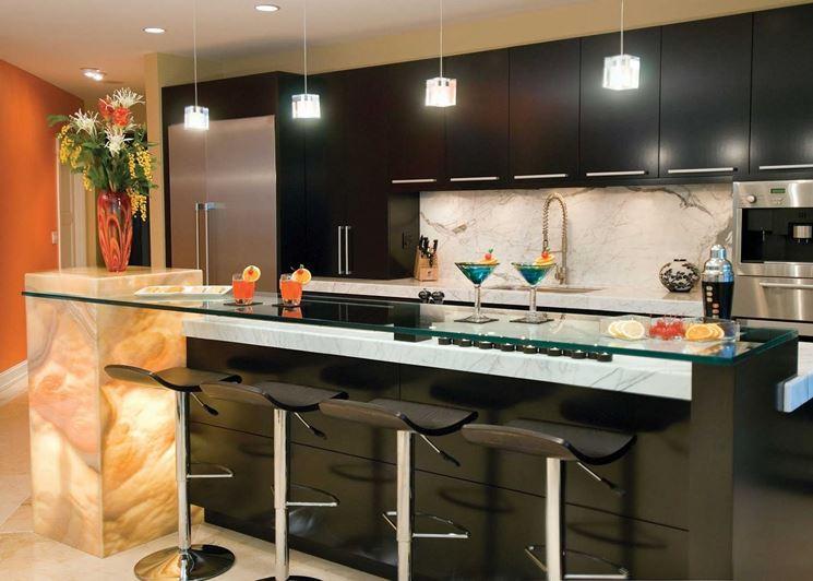 scegliere una cucina contemporanea