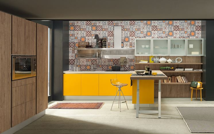 Cucine dal look industriale cucina idee per una cucina for Look industriale per case