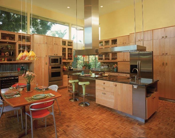cucina futuristica