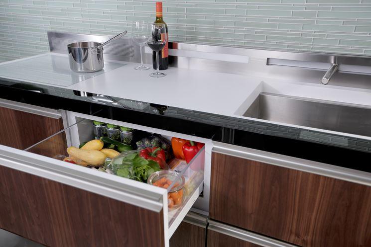 cucine del futuro monoblocco