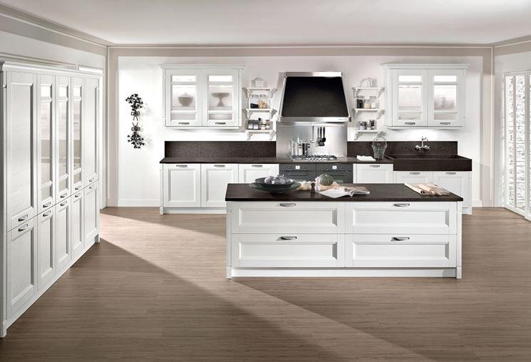 Cucine glamour - Cucina - i nuovi modelli di cucine moderne