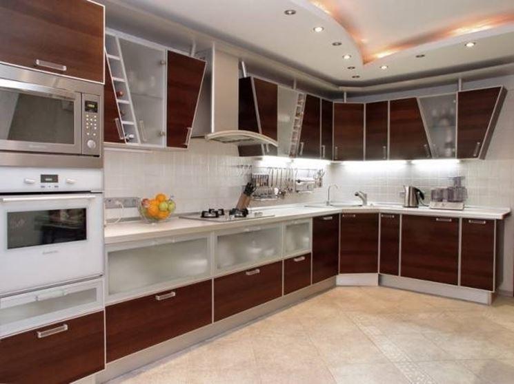 Cucine in legno - Cucina