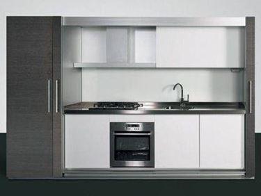 cucine monoblocco a scomparsa