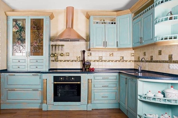Cucine stile provenzale - Cucina
