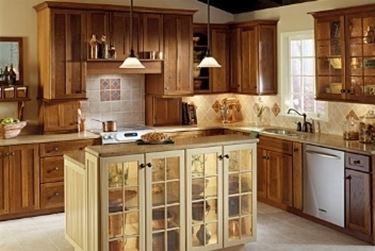 pensili cucina in legno