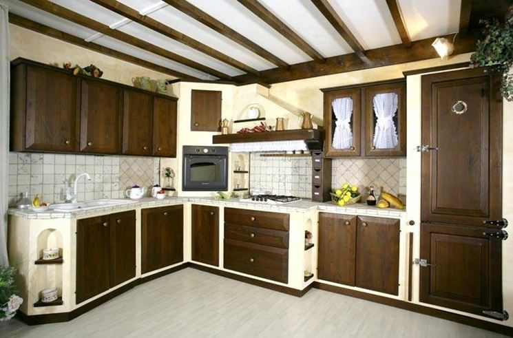 Emejing Mobili Cucina In Muratura Pictures - Skilifts.us - skilifts.us