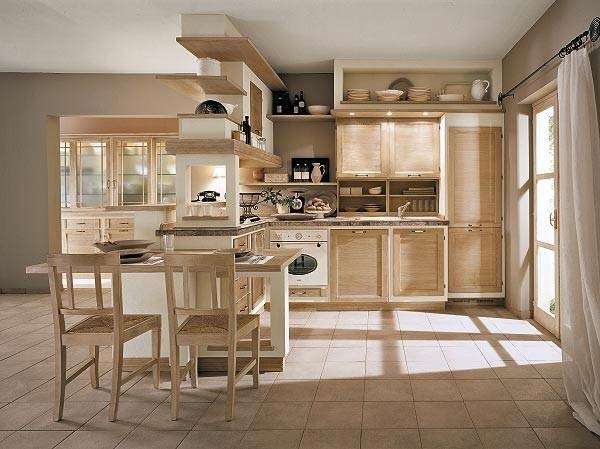 Mobili per cucina in muratura cucina - Cucine moderne in muratura ...
