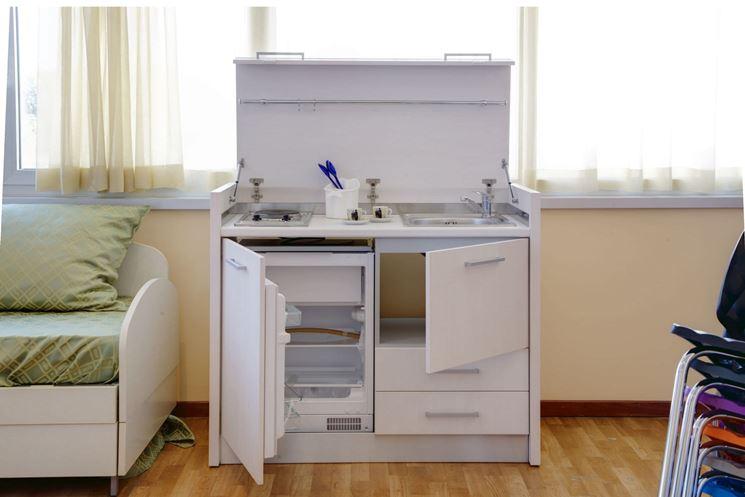 Monoblocco cucina cucina mobili cucina - Cucine per miniappartamenti ...