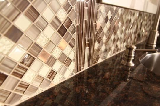 mosaici per cucine - Cucina