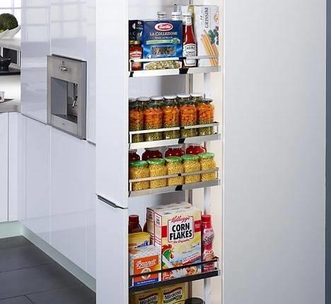 Organizzare la dispensa cucina - Organizzare cucina ...