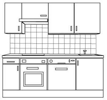 progettare una cucina